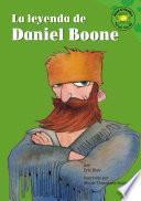 Libro de La Leyenda De Daniel Boone