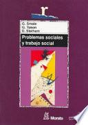 Libro de Problemas Sociales Y Trabajo Social