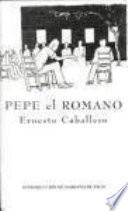 Libro de Pepe El Romano