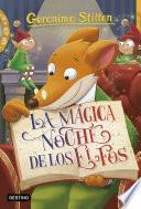 Libro de La Mágica Noche De Los Elfos