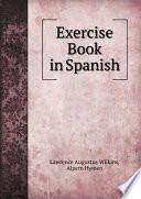 Libro de Exercise Book In Spanish