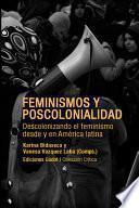 Libro de Feminismos Y Poscolonialidad
