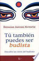 Libro de Tú También Puedes Ser Budista
