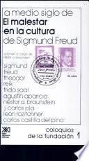 Libro de A Medio Siglo De El Malestar En La Cultura De Sigmund Freud