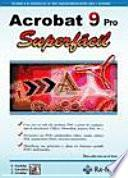 Libro de Acrobat 9 Professional Superfacil