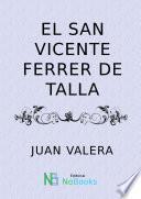 Libro de El San Vicente Ferrer De Talla
