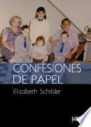 Libro de Confesiones De Papel