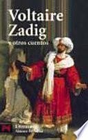 Libro de Zadig Y Otros Cuentos
