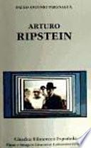 Libro de Arturo Ripstein