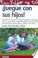 Libro de Juegue Con Sus Hijos