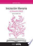Libro de Iniciación Literaria En Educación Infantil