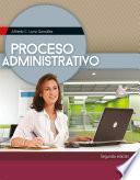 Libro de Proceso Administrativo