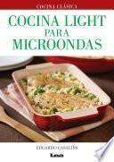 Libro de Cocina Light Para Microondas