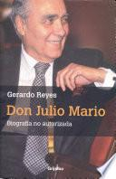 Libro de Don Julio Mario