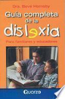 Libro de Guia Completa De La Dislexia