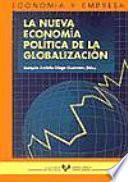 Libro de La Nueva Economía Política De La Globalización