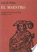 Libro de El Maestro