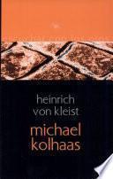 Libro de Michael Kolhaas