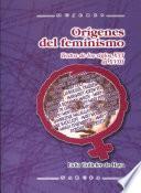 Libro de Orígenes Del Feminismo