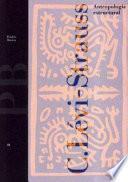 Libro de Antropología Estructural