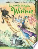 Libro de La Varita Mágica De Winnie