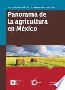 Libro de Panorama De La Agricultura En México