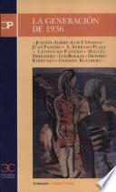 Libro de La Generación De 1936