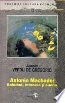 Libro de Antonio Machado