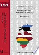 Libro de Comunicación E Imagen De Los Países Bálticos En España A Través De La Técnica Del Discurso Periodístico