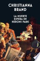 Libro de La Muerte Espera En Herons Park