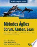 Libro de Métodos Ágiles. Scrum, Kanban, Lean