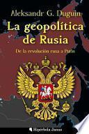 Libro de La Geopolítica De Rusia