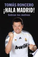 Libro de ¡hala Madrid!