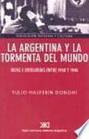 Libro de La Argentina Y La Tormenta Del Mundo