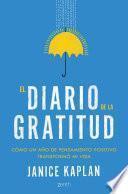 Libro de El Diario De La Gratitud