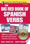 Libro de The Big Red Book Of Spanish Verbs With Cd Rom, Second Edition