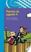 Libro de Poemas De Juguete Ii