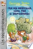Libro de ¡por Mil Huesecillos, Cómo Pesa El Brontosaurio!