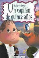 Libro de Un Capitan De Quince Anos / Captain At Fifteen