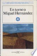 Libro de En Torno A Miguel Hernández