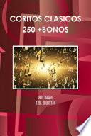Libro de Cooritos Clasicos 250 +