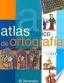 Libro de Atlas Básico De Ortografía