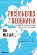 Libro de Prisioneros De La Geografía