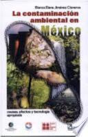 Libro de La Contaminación Ambiental En México