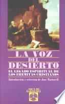 Libro de La Voz Del Desierto