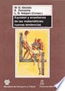 Libro de Equidad Y Enseñanza De Las Matemáticas