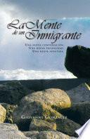 Libro de La Mente De Un Inmigrante