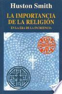 Libro de La Importancia De La Religión