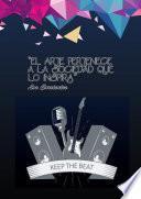 Libro de Keep The Beat Magazine