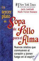 Libro de Un Tercer Plato De Sopa De Pollo Para El Alma